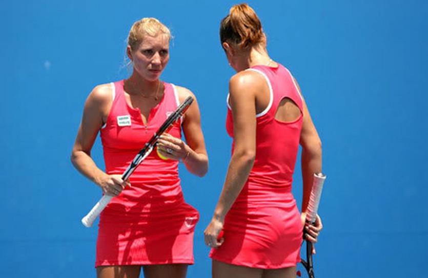 Алена и Екатерина Бондаренко, фото AP