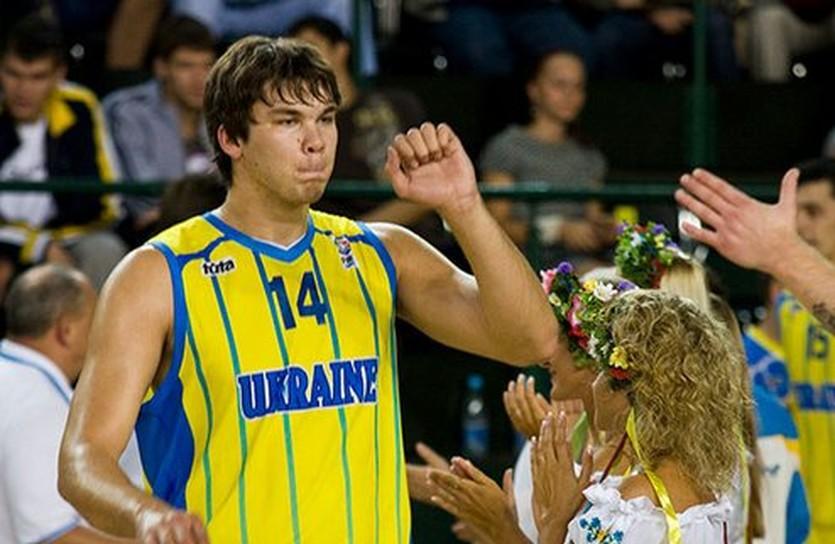 Кирилл Фесенко, ukrbasket.net