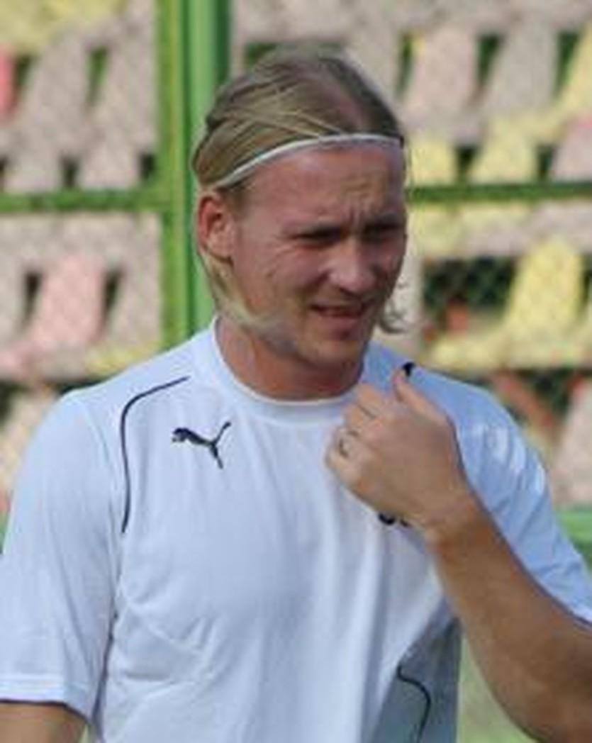 Ринар Валеев, фото ФК Оболонь