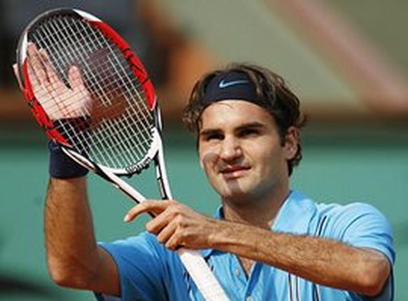 Роджер Федерер, tennissport.org