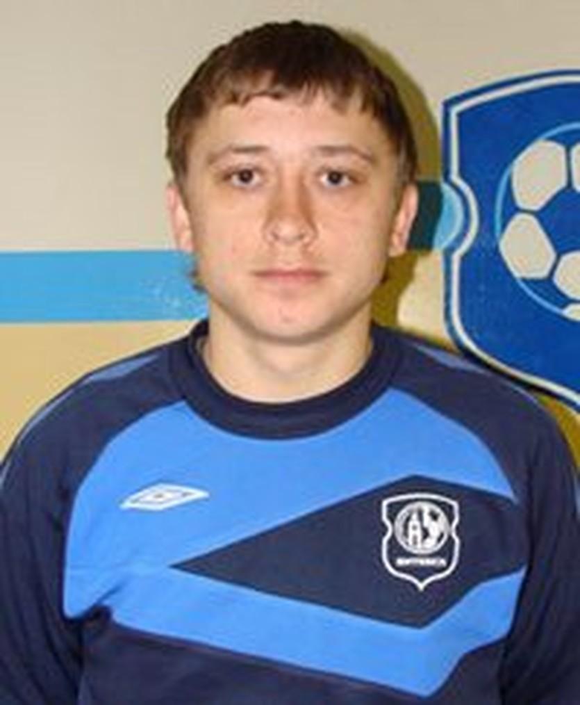 Дмитрий Лебедев, фото ФК Витебск