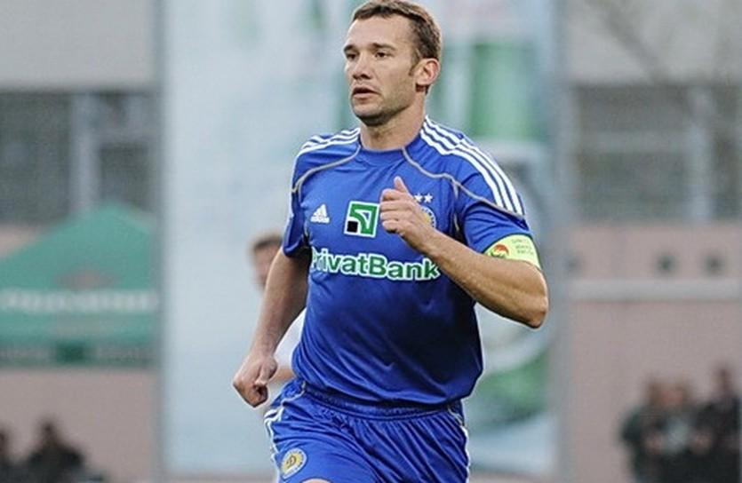 Андрей Шевченко, фото И.Хохлова football.ua
