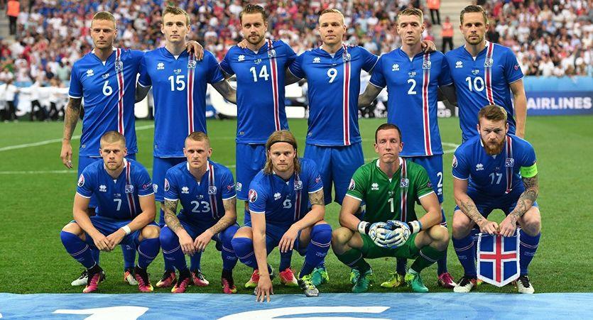 Состав сборной Исландии на ЧМ-2018