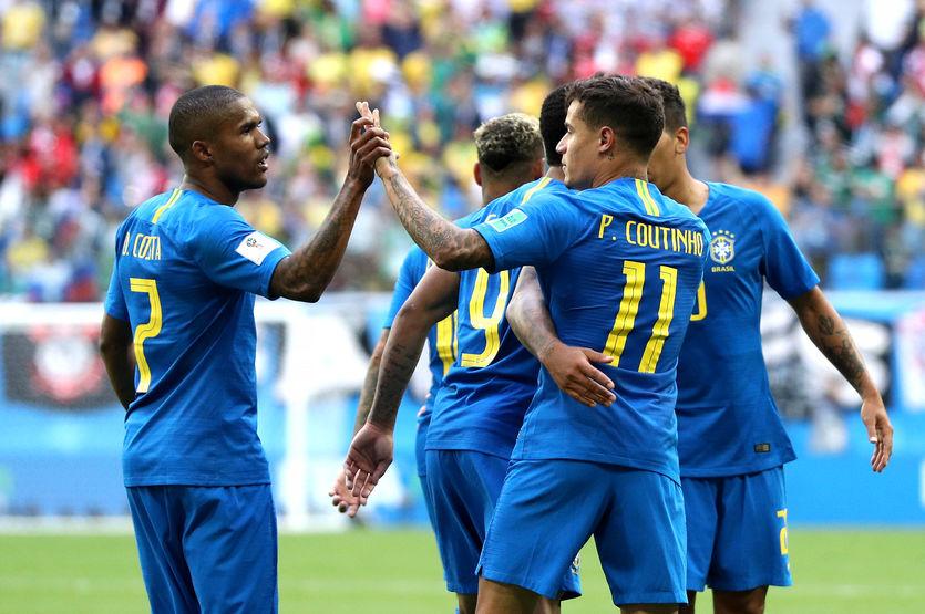 Бразилия добыла первую победу на ЧМ-2018