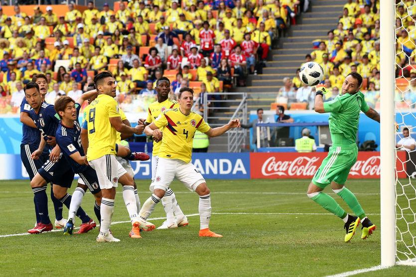 ЧМ-2018: Япония неожиданно обыграла Колумбию