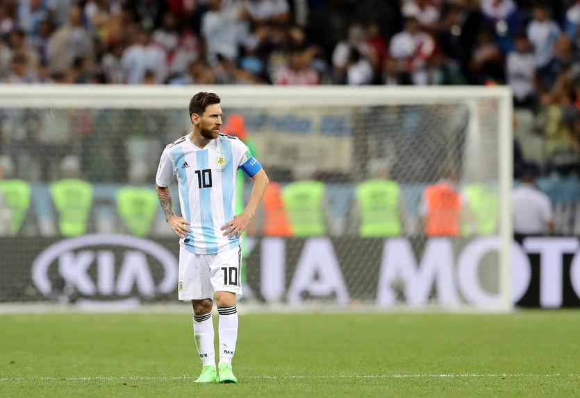 Видео голов и обзор матча Аргентина – Хорватия
