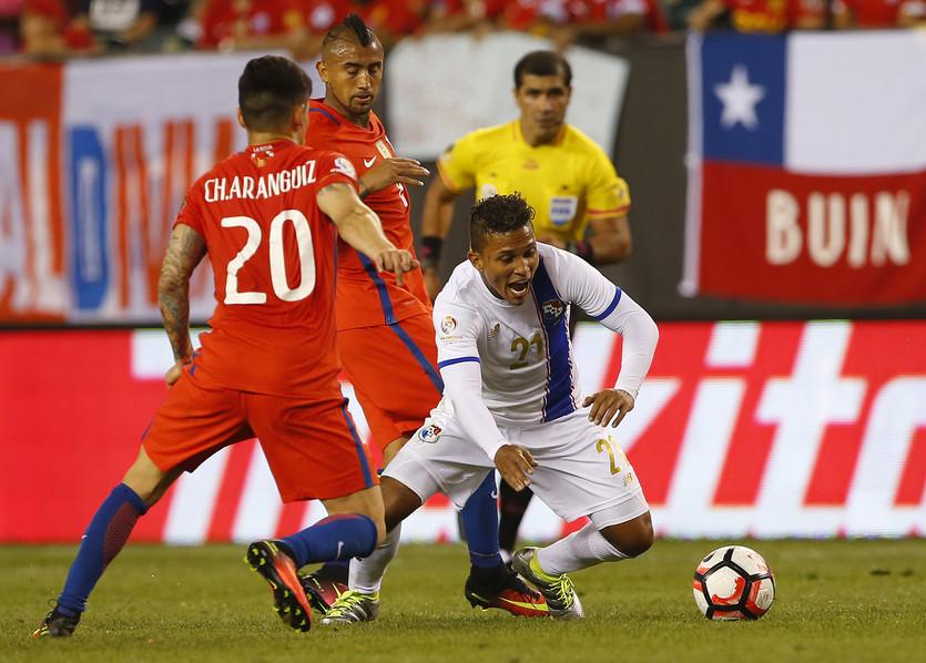 Чили - Панама