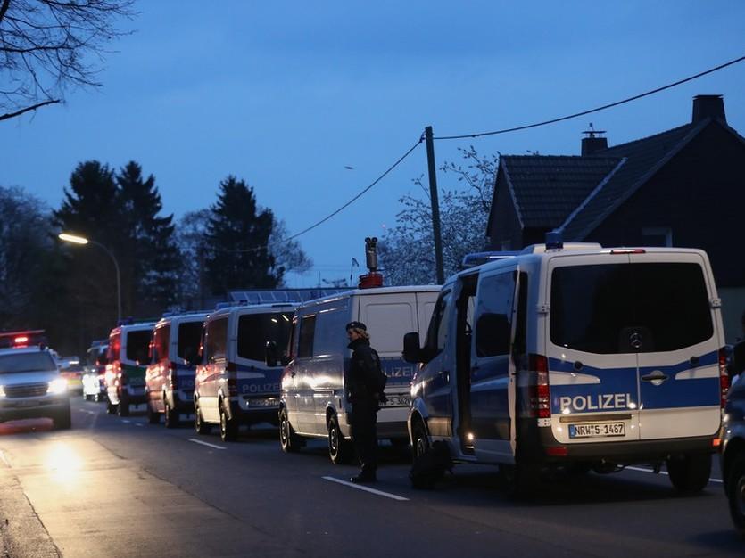 В Германии задержан подозреваемый в причастности к взрывам возле автобуса Боруссии