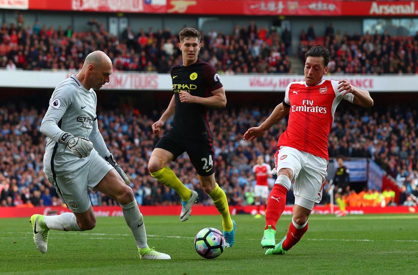 Арсенал – Манчестер Сити: прогноз и ставки букмекеров на матч