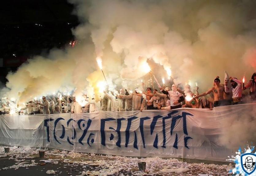 Ультрас Динамо: Любители сенсаций пусть копают в сторону коррупции в нашем футболе