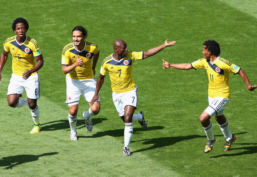 Колумбийцы отпраздновали победу над Эквадором дикими танцами