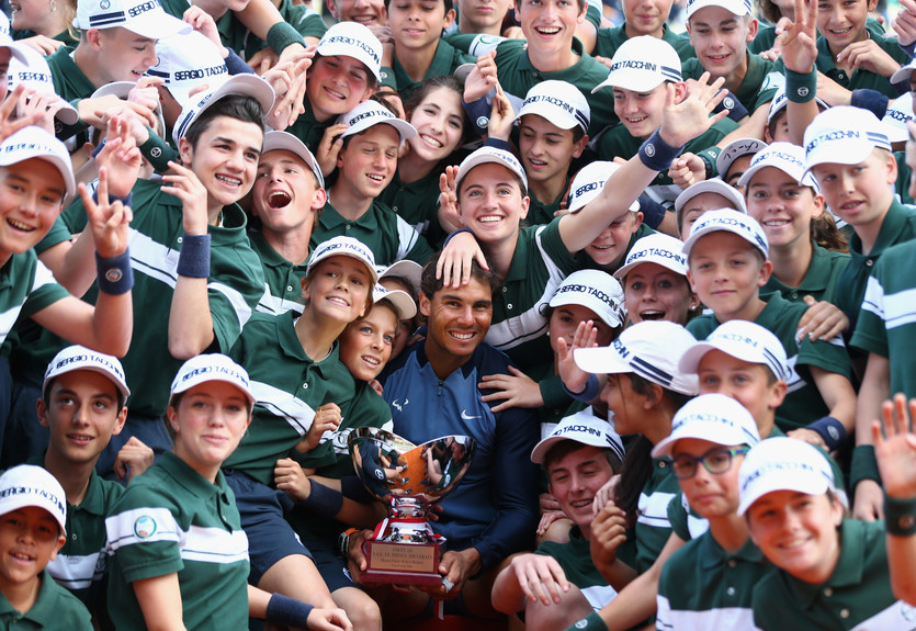 Монте-Карло (ATP): Надаль выиграл турнир
