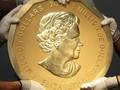 Самую большую в мире монету продали за 3,27 млн евро