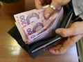За месяц средняя зарплата в Украине выросла на 56 гривен