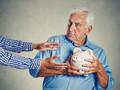 Рева намекнул, что пенсии по возрасту достойны не все