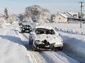 Европейские аэропорты закрыты из-за снегопадов
