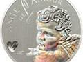 Ощадбанк выпускает монету ко Дню всех влюбленных