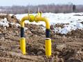 Цена экспортного газа Газпрома снизилась почти на треть