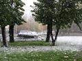 В Европе падает снег. Украинцам готовить лыжи пока рано