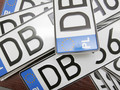 Могут ли оштрафовать за иностранные номера в Украине