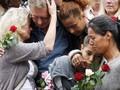 Норвегия скорбит по жертвам двойного теракта