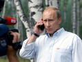 Путин: Я не пользуюсь мобильным телефоном