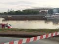На Москве-реке затонул катер