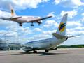 Пасажиры АэроСвита полетели