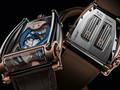 Как гоночные авто: Швейцарский бренд презентовал необычные мужские часы
