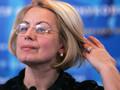 Анна Герман назвала главных коррупционеров Украины