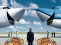 Белоруссия готова стать авиа транзитом между Украиной и Россией