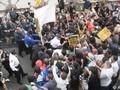 Протесты в США набирают обороты