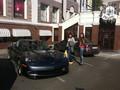 Сын Януковича ездит на автомобиле Corvette