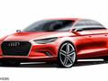 Audi рассказала о новом автомобиле