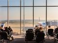 В Украине выросло количество авиапассажиров