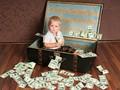 Миллионер с пеленок: В Киеве обнаружили очень юного богача