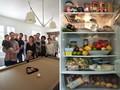 Что в твоем холодильнике: Фотосессия от Стефани де Руж