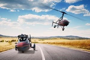 В Нидерландах начались продажи машин-трансформеров