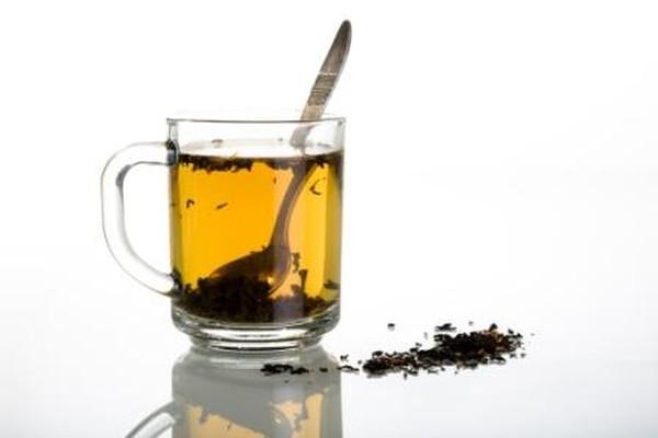 Черный чай поможет взбодриться