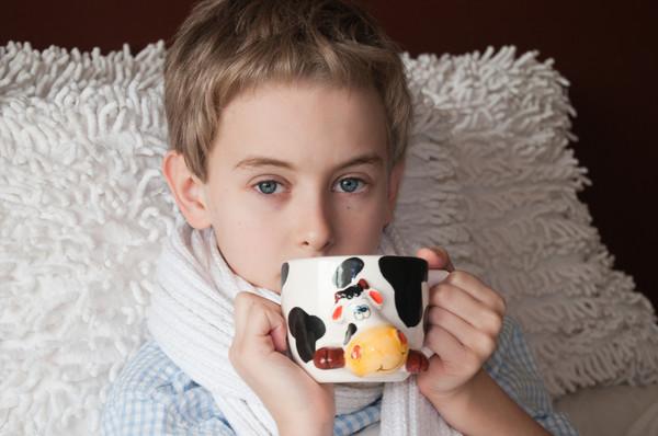 Если ребенок заболел, давай ему пить больше жидкости