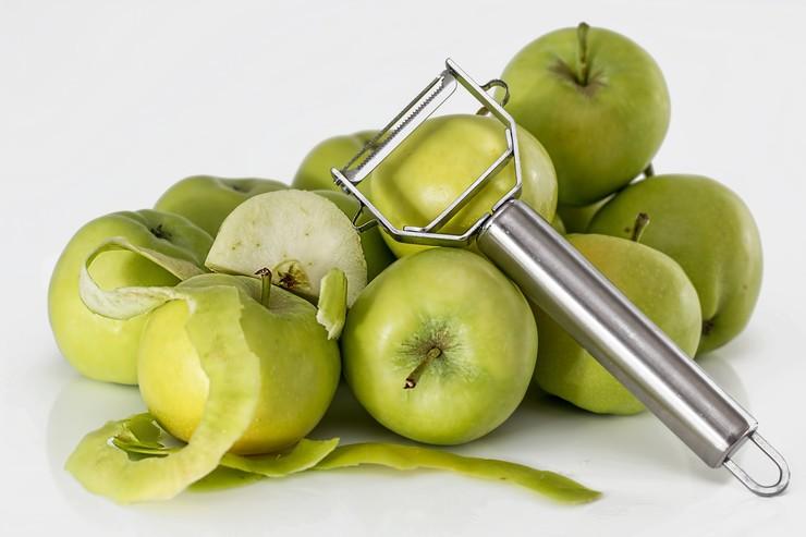 Из каких яблок варить варенье и джем