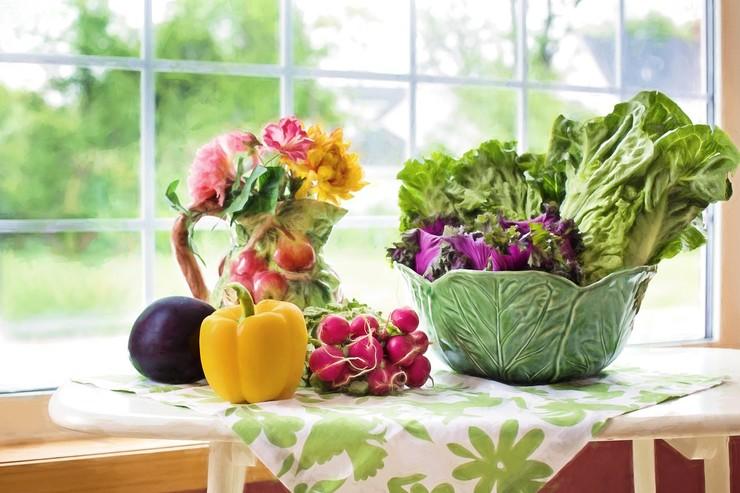 Как замаскировать овощи в еде