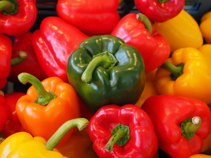 Сжигатель лишних калорий - Сладкий перец