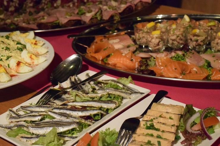ТОП-5 новогодних рыбных блюд