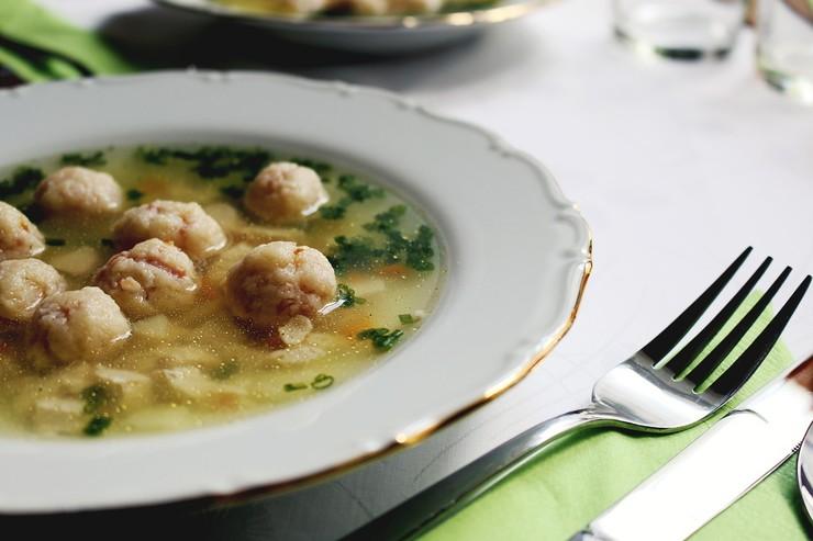 ТОП-5 осенних супов