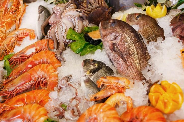ТОП-10 самых полезных морепродуктов