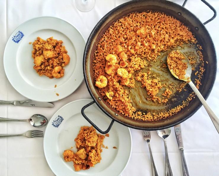 История, которой более ста лет или где попробовать самую вкусную паэлью в Валенсии