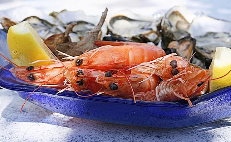 Как правильно выбирать морепродукты