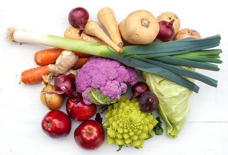 ТОП-5 осенних продуктов, которые помогут похудеть