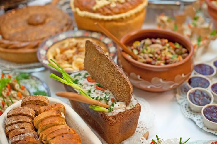 Галицька кухня: пажиброда, флячки та засипана капуста